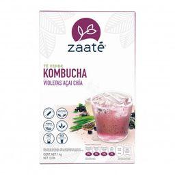 Té Zaaté Kombucha Violetas, Acai & Chia 1 Kg