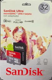 Memoria Sandisk Ultra Micro 32 Gb 1 U