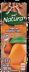Jugo 100% Mango 200 mL