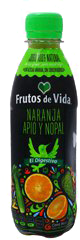 Jugo Natural Naranja Apio Nopal 320 mL