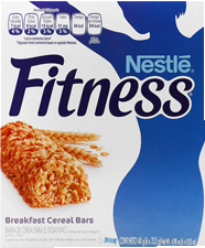 Barras Fitness Nestle 141 g