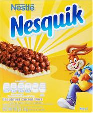 Barras Nesquik Nestle 150 g