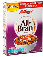Cereal All Bran Pasas 285 g