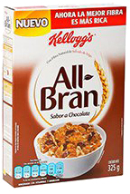 Cereal All-Bran Flakes Chocolate 325 g