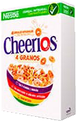 Cereal Cheerios Muligrano 450 g