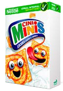 Cereal Cini Minis 345 g
