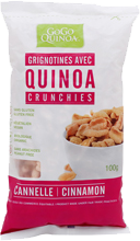 Cereal Crunchies Cinnamon 100 g
