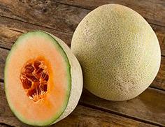 Melon Chino 2.6 kg c/u aprox 1 U