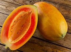 Papaya Maradol 2.3 g c/u aprox 1 U