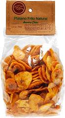 Platano Frito Natural 250 g