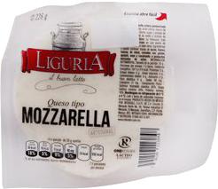 Queso Mozarella 226 g