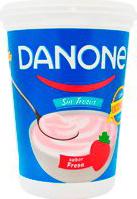 Yogurt Danone Fresa 900 g