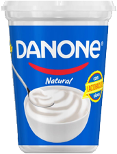 Yogurt Danone Natural 900 g