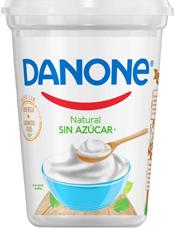 Yogurt Danone S/Azuca 900 g
