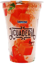 Yogurt Licuaderia Papaya 390 g