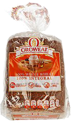 Pan Integral 100% Whole Wheat 680 g