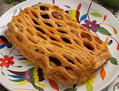 Pastel De Ate Con Queso 1 U