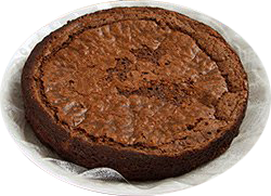 Pastel De Chocolate Cremoso 1 U