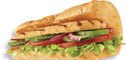 Sándwich de Pechuga de Pollo Sub 15 cm