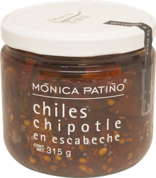 Chiles Chipotle en Escabeche