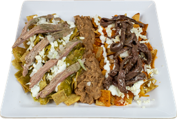 Chilaquiles Personales