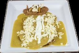 Enchiladas Personales