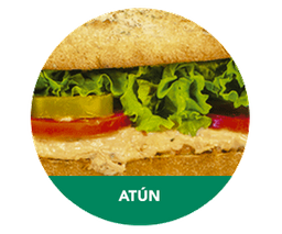 2x1 Baguettes de Atún