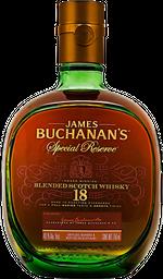 Whisky Buchanans 18 años 750 mL