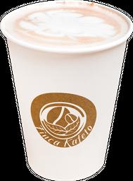 Chai Latte de Coco
