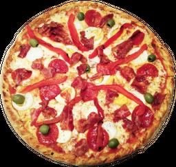 Pizze Americana 🍕 + Refresco