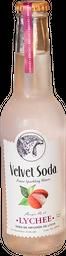 Velvet Soda de Lychee