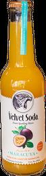 Velvet Soda de Maracuyá