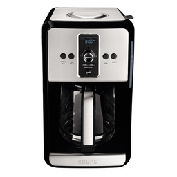 Cafetera Programable De 12 A 15 Tazas Krups