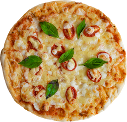 Arma tu Propia Pizza Grande