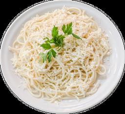 Spaguetti a la Mantequilla