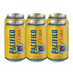Cerveza Pacífico Clara 355 mL