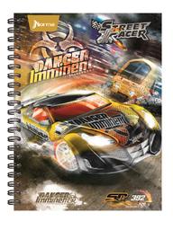 Cuaderno Cuaderno Street Racer Ray 25 pz