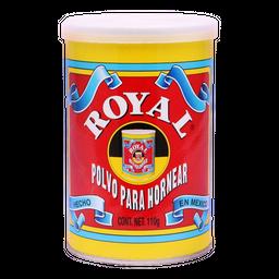 Polvo Para Hornear Royal 110 g