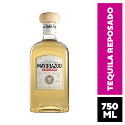 Tequila Mayorazgo Reposado 750 ml