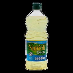 Aceite Nutrioli Puro de Soya DHA 850 mL