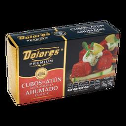 Cubos De Atún Dolores Premium en Aceite 100 g