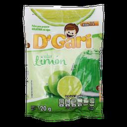 Gelatina DGari Limón 120 g