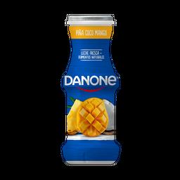 Yoghurt Danone Bebible Piña Coco Y Mango 220G