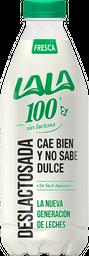 Leche Entera Lala 100 Sin Lactosa 1 L