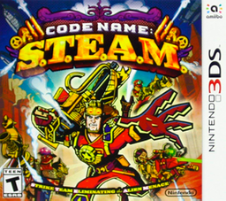 Videojuego Code Name Steam Nintendo 3DS Gamer