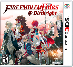 Videojuego Fire Emblem Fates Birthright Nintendo 3DS Gamer