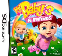 Videojuego My Babe 3 And Friends Nintendo DS Gamer