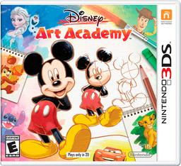 Videojuego Disney Art Academy Nintendo 3DS Gamer