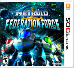 Videojuego Metroid Prime Federation Force Nintendo 3DS Gamer