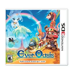 Juego Nintendo 3DS Ever Oasis Nintendo